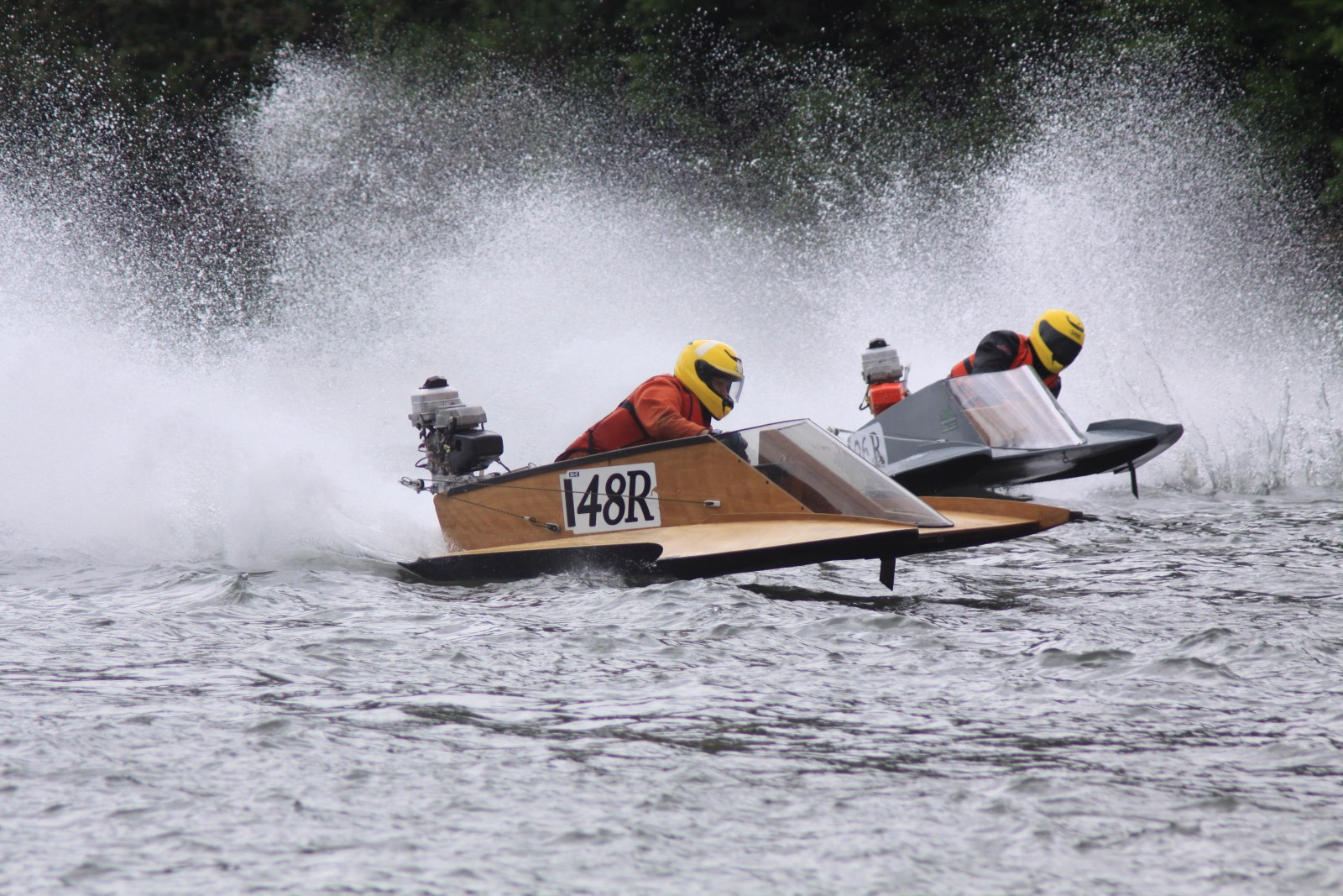 About Outboard Racing – Columbia Outboard Racing Association